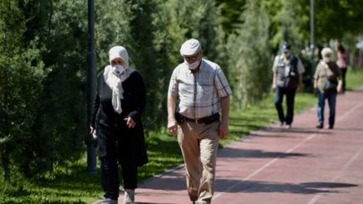 Van'da 65 yaş üstü vatandaşlara yeni kısıtlamalar getirildi