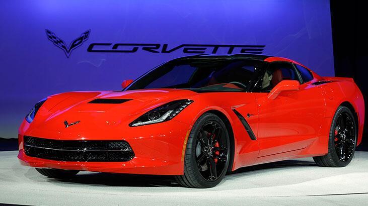 Corvette rekor kırdı!