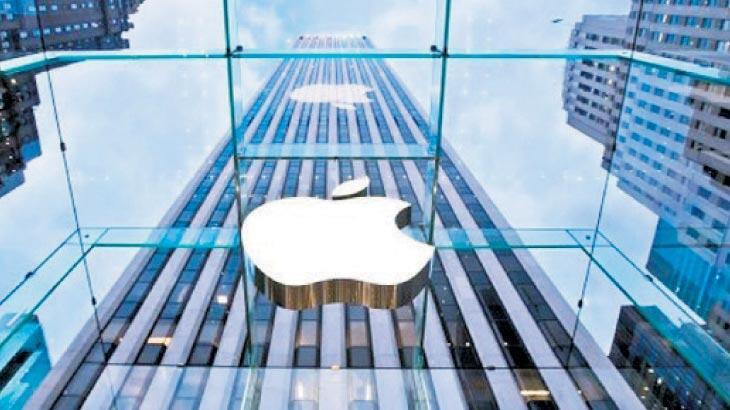 2 trilyon dolarlık elma!