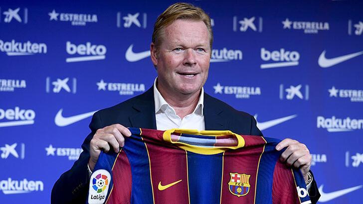 """Koeman'dan Messi'ye """"Kulüp içindeki imtiyazların bitti"""""""