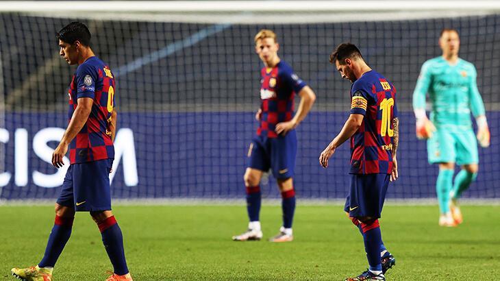 Barça'da iflas bayrağı!