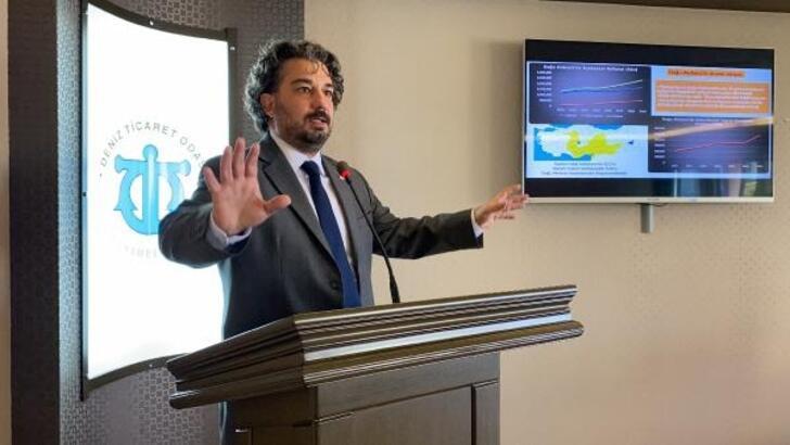 Türkiye'nin lokal yüklerinin yüzde 22'si Doğu Akdeniz'de işlem görüyor
