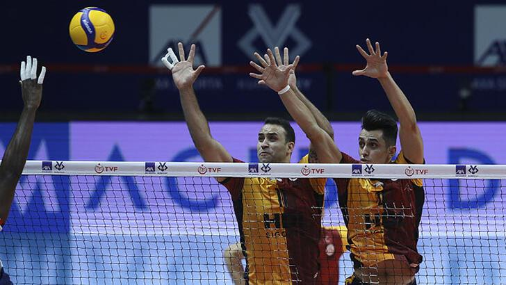 Galatasaray HDI Sigorta - Haliliye Belediyespor: 3-1
