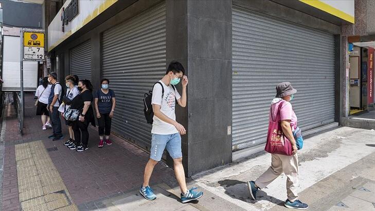 Güney Kore'de koronavirüs vakaları artmaya devam ediyor!