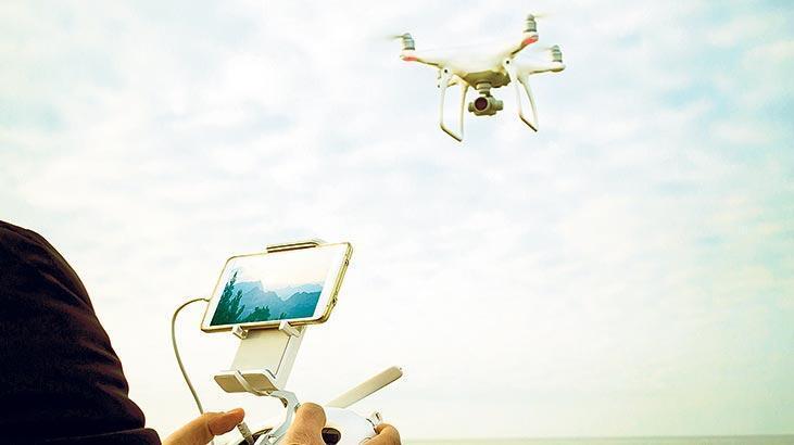 Havai drone devri