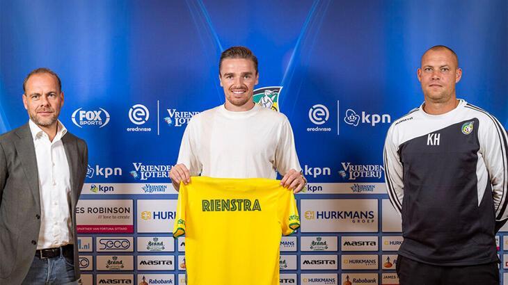 Son dakika | Fortuna Sittard, Kayserisporlu Ben Rienstra'yı transfer etti