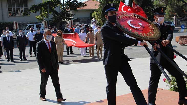 Atatürk'ün Gelibolu'ya gelişinin 92'nci yılı kutlandı