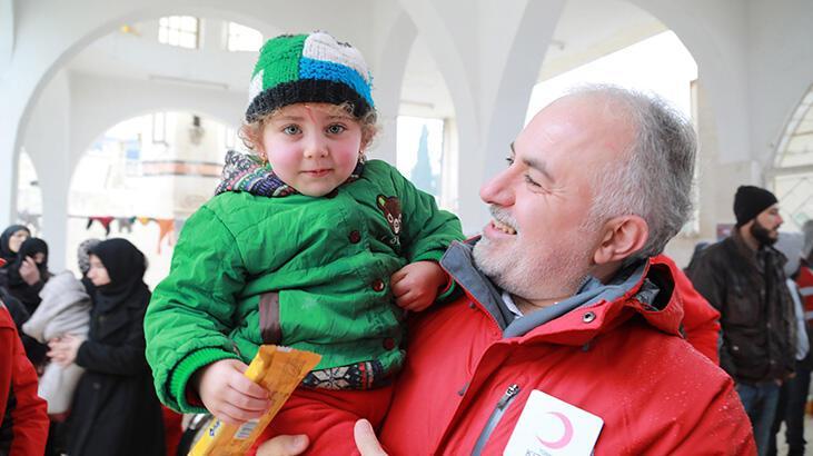 Kızılay Başkanı Kerem Kınık'tan insani yardımları büyütmek için 'Kırmızı Finans' önerisi
