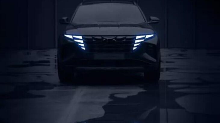 Yeni Hyundai Tucson'un görselleri sızdırıldı!