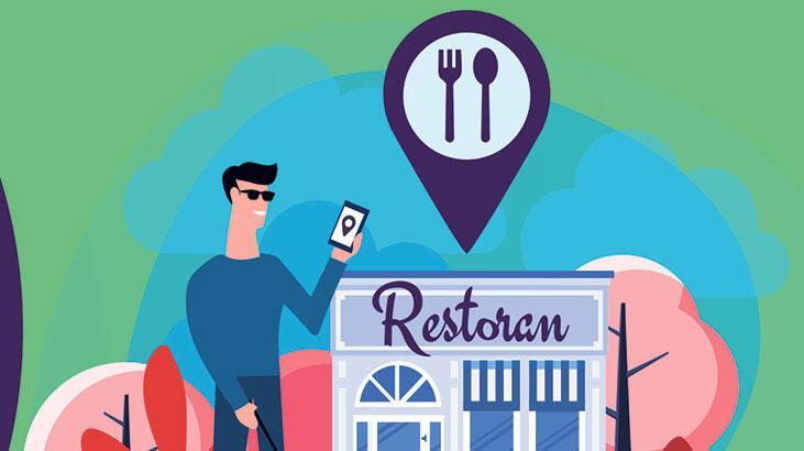 BlindLook: Restoranlardaki engellere çözüm