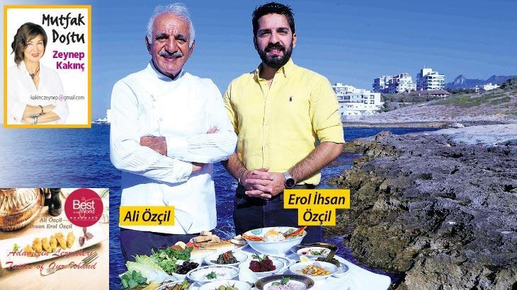 Bir başkadır Kıbrıs mutfağı