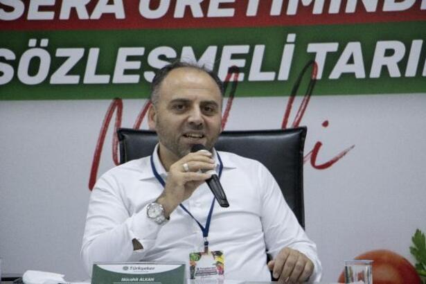 Türkşeker'den sera üretiminde 'Sözleşmeli Tarım Modeli'