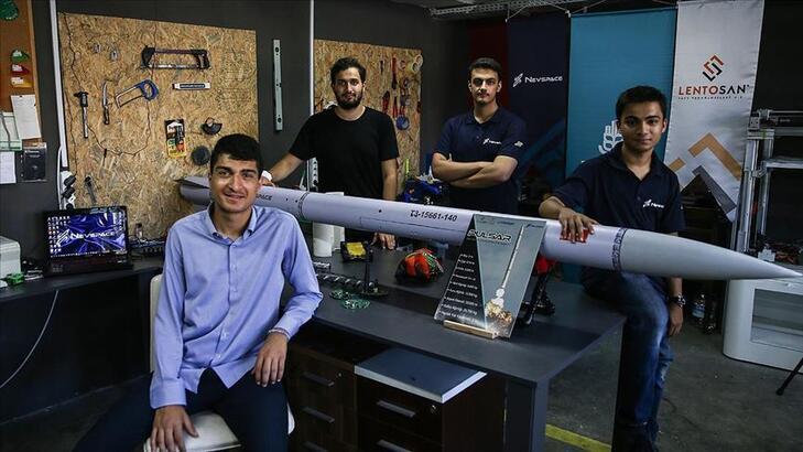 TEKNOFEST Roket Yarışına Pulsar ile katılıyor