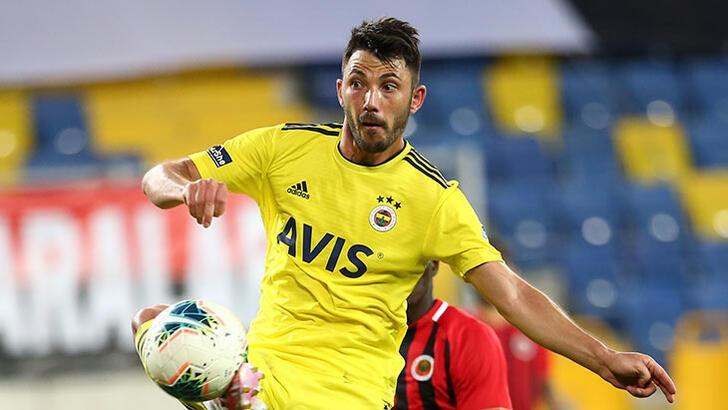 Fenerbahçe transfer haberleri |  Tolgay Arslan'ın sözleşmesi feshedildi!