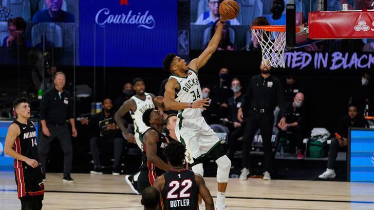 NBA'de Heat, durumu 3-0 yaptı