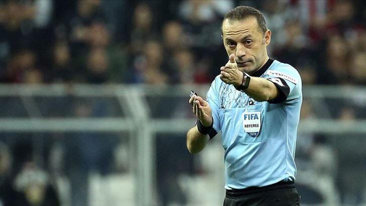 Cüneyt Çakır, Bosna Hersek-Polonya maçında düdük çalacak