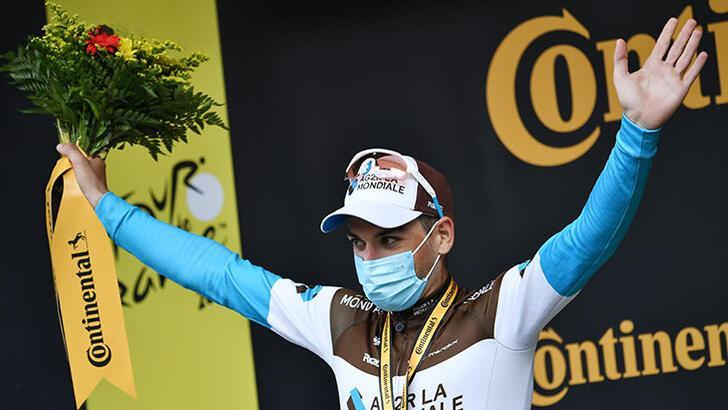 Fransa Turu'nda 8. etabı Nans Peters kazandı!