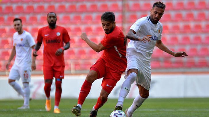 Hes Kablo Kayserispor - Gaziantep FK: 1-0