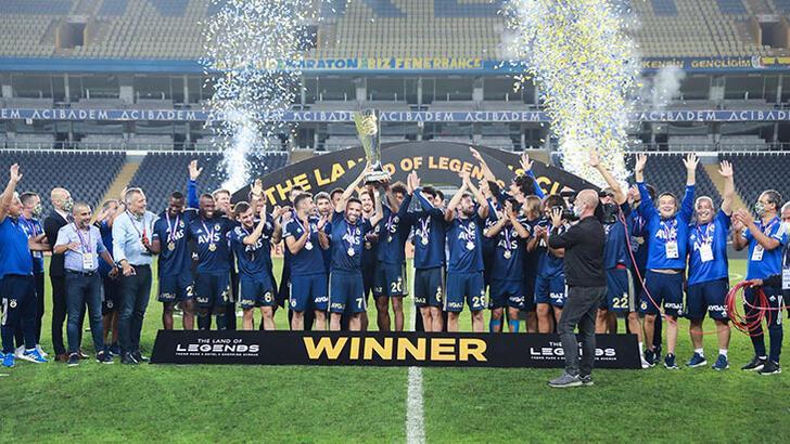 The Land Of Legends Cup'ta şampiyon Fenerbahçe!