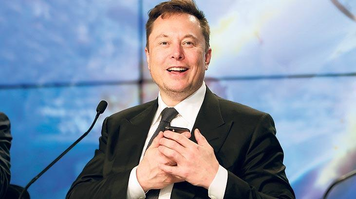 Dünyanın en marjinal milyarderi: Elon Musk