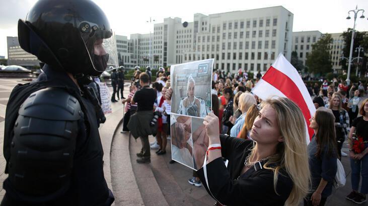 Belarus'ta tutuklamalara karşın büyük gösteriler bekleniyor