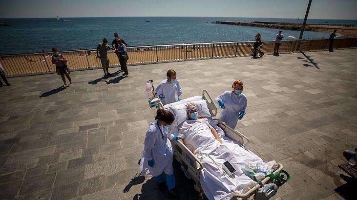 İspanya koronavirüste ikinci dalgayı yaşıyor
