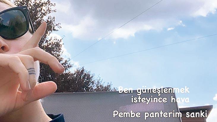 Pembe Panter Gülşen