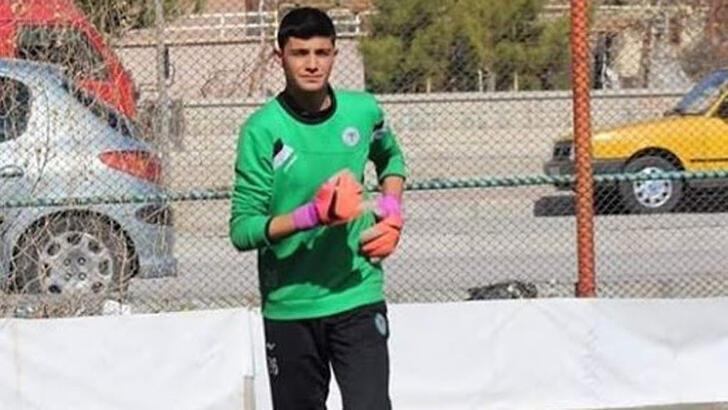 Konyaspor U19 Takımı'nın kalecisi Mustafa Tekbaş hayatını kaybetti