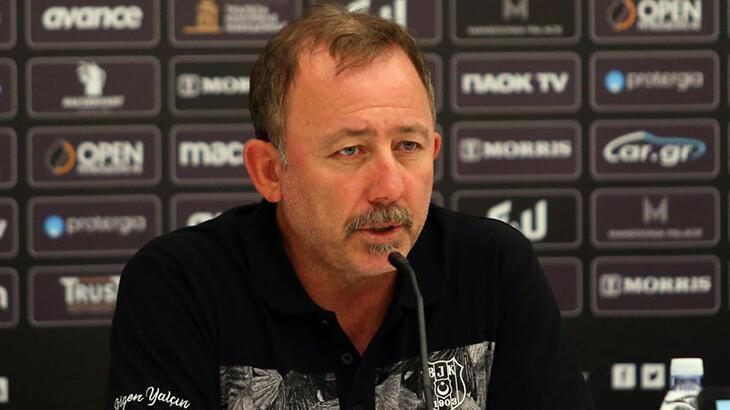 Sergen Yalçın'dan transfer açıklaması! Josef, Aboubakar...
