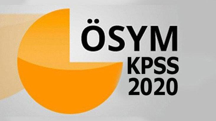KPSS soruları - cevapları 2020 yayımlandı mı? Gözler ÖSYM'de...