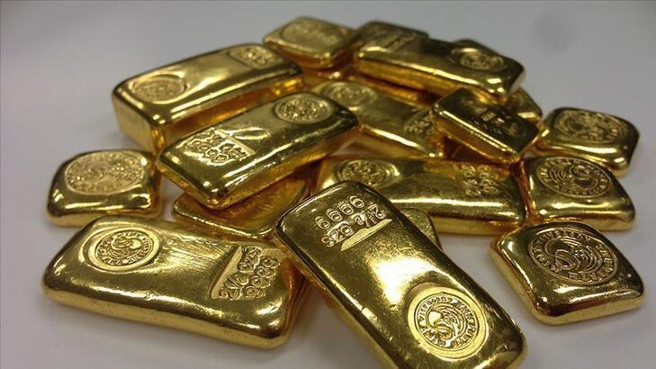 Altının kilogramı 463 bin 750 liraya yükseldi