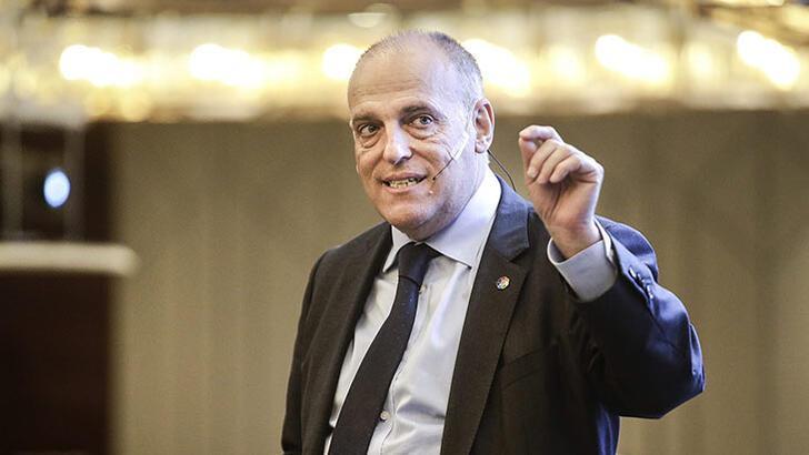 LaLiga Başkanı Javier Tebas hakkında soruşturma talebi