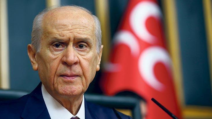 Bahçeli: Adayımız bellidir O muhterem isim Sayın Erdoğan'dır