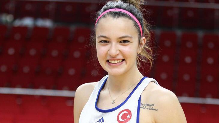 Beşiktaş Kadın Basketbol Takımı, İrem Naz Topuz'u transfer etti