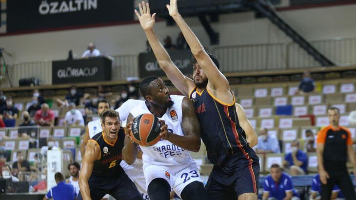 Anadolu Efes: 87 - Galatasaray Doğa Sigorta: 82