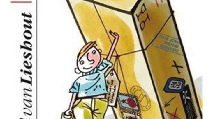 Hollandalı yazarın çocuk kitabı poşete girdi
