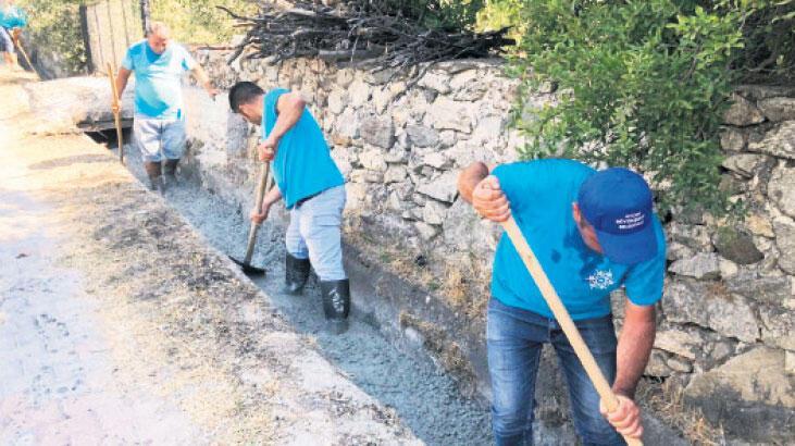 Çiftçinin sulama imkanları arttı