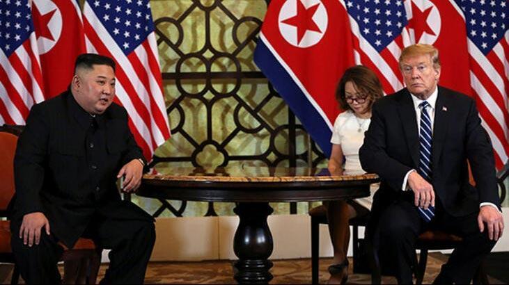 Trump'tan Kim Jong Un açıklaması: Onu hafife almayın
