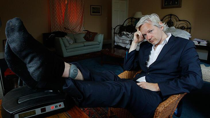 Assange'ın ABD'ye iade davasına corona virüs engeli