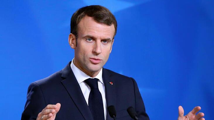 Son dakika: Fransa Cumhurbaşkanı Macron'dan Türkiye açıklaması