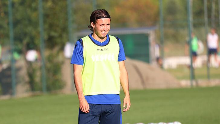 Trabzonspor'da Trondsen devreyi kapattı