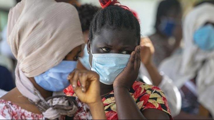 Güney Afrika Cumhuriyeti'nde corona virüs vaka sayısı artıyor