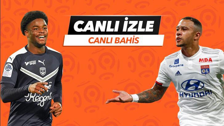 Bordeaux - Lyon karşılaşmasında Canlı Bahis heyecanı Misli.com'da!