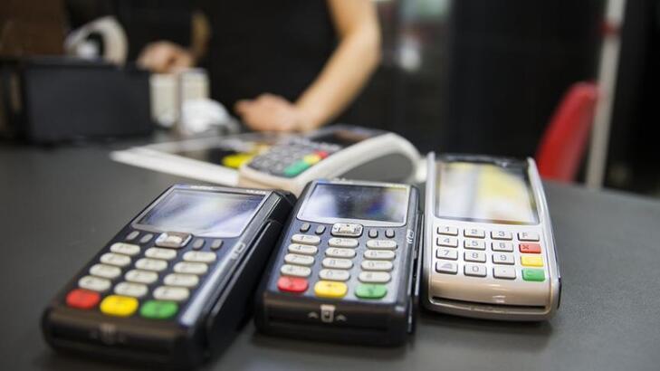 5 ödemenin 2'si banka kartlarıyla gerçekleşti