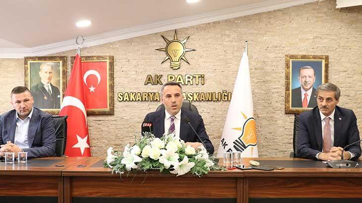 AK Parti'den CHP İl Başkanı Keleş'in 'rant' iddialarına ilişkin açıklama