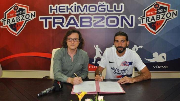 Burhan Eşer, Hekimoğlu Trabzon FK'da