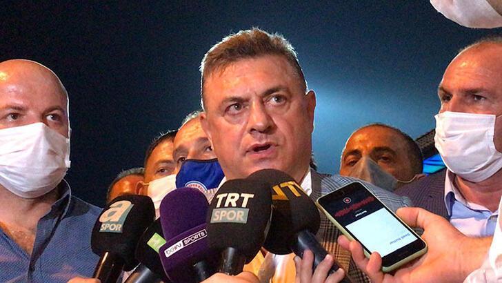 """Hasan Kartal: """"Hakemin cezalandırılması lazım"""""""