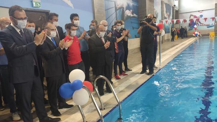 Bakan Kasapoğlu: 'Yıldızlar yetişecek'