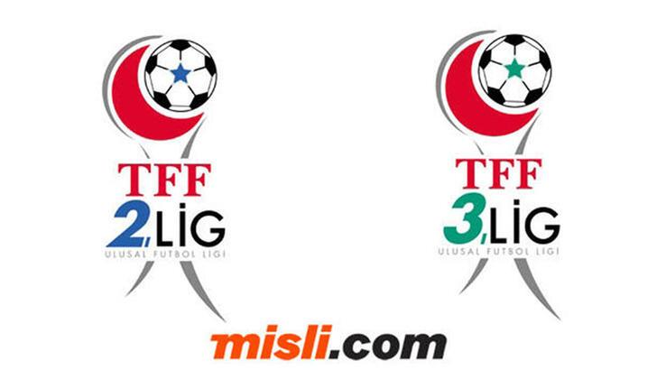 2. ve 3. Lig'de Misli.com sevinci