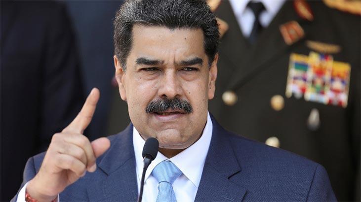 Maduro Amerikalı bir casusu yakaladıklarını açıkladı